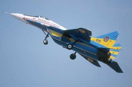 Это Украина: ВоЛьвове разворовали запчасти прибывшего намодернизацию истребителя МиГ-29