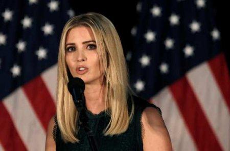 Дочь заотца: Иванке Трамп отказали ввыступлении вуниверситете из-за заявлений президента