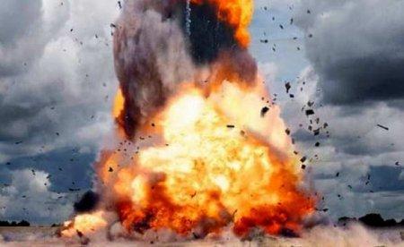 Взрыв под Донецком: уничтожен автомобиль ВСУ, много раненых (ФОТО)