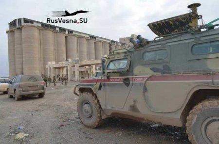 Сирия: Армия России прибыла в посёлок, где боевики США подготовили неприятный сюрприз (ФОТО)