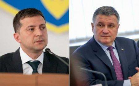 Зеленский назвал условия для отставки Авакова