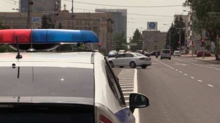 Ограничения в центре Донецка — сообщение от МВД ДНР
