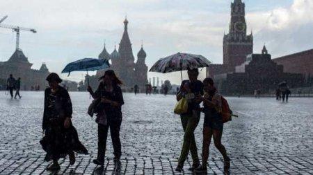 Потоп в Москве (ВИДЕО)