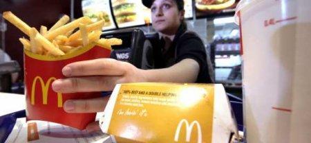 Скандал с McDonald's: жёстко пресечь русофобские выходки (ВИДЕО)