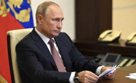 СРОЧНО: Путин подписал указ о выплате семьям с детьми до 16 лет (ВИДЕО)