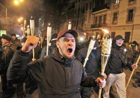 «Фашистские банды на Украине перешли к повальному террору в стране», — в Ра ...