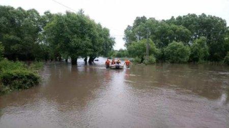Не хватает питьевой воды, повреждены 13 тыс. домов — последствия наводнения на Западной Украине (ФОТО, ВИДЕО)