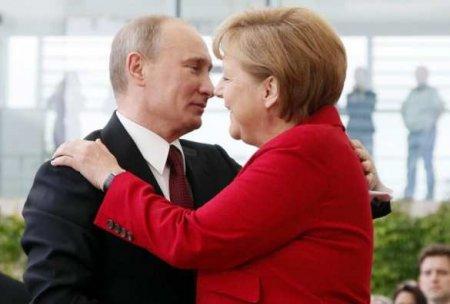 Меркель объяснила, почему с Россией нужно сотрудничать, несмотря на «гибридную войну»