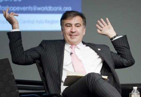 Саакашвили прорвало: он сообщил о встречах с Путиным, Трампом и Бушем