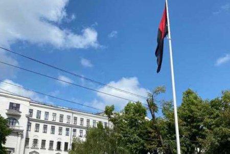 В Днепропетровске разгорается скандал из-за флага УПА у админзданий: жители ...
