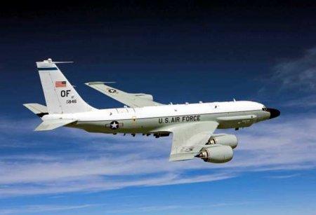 Быстрые и опасные: российские военные гоняют американских разведчиков (ВИДЕО)
