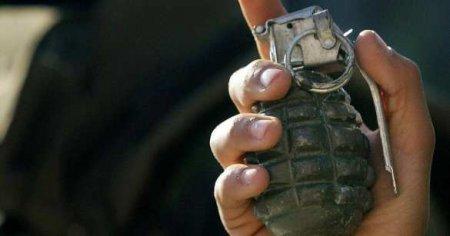 СРОЧНО: Нацисты взорвали гранату вофисе «пророссийской» партии (ВИДЕО)