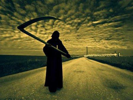 Ввотчине Порошенко украинец убил собутыльника косой из-за ревности (ФОТО)