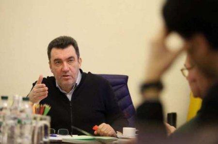Глава СНБО рассказал, какой язык должен быть на Украине вторым