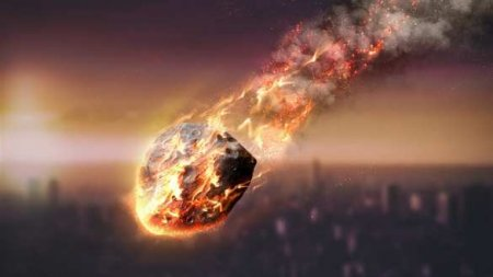 Взрыв метеорита внебе надТокио (ВИДЕО)