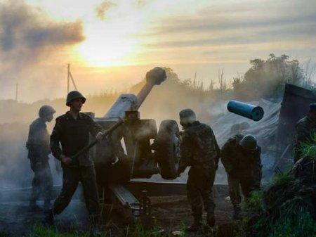 За огонь по Республике: каратели и вооружение уничтожены Армией ЛНР