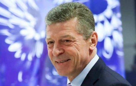 Козак сравнил переговоры сУкраиной стеатром абсурда