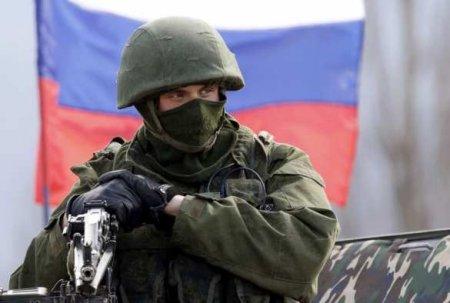 Украина подсчитала численность Армии РФ вКрыму