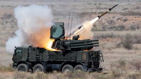 Налёт врага на базу ВКС РФ в Сирии: «Панцири» не оставили неприятелю ни шан ...