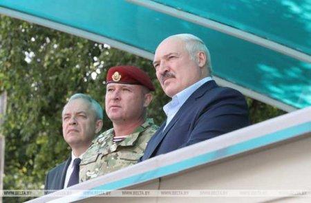 Лукашенко приказал милиции не нянчиться с протестующими (ФОТО)