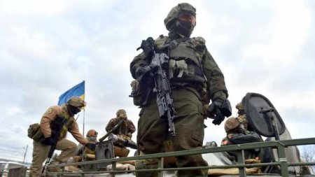 Украина меняет правила пересечения КПВВ на Донбассе