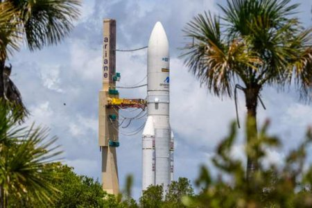 «Красный сигнал»: Запуск французской ракеты был отменён за 4 минуты до старта
