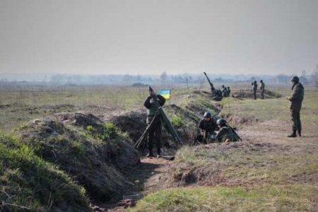 Донбасс: боевики ВСУ устанавливают сотни мин и «воюют» с наблюдателями ОБСЕ