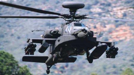 СШАперебросили военные вертолёты награницу сБелоруссией (ВИДЕО)
