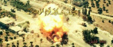СРОЧНО: боевики показали кадры атаки на колонну армий России и Турции в Сирии (ФОТО, ВИДЕО)