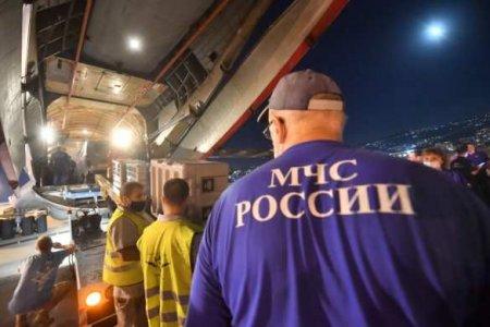 Спасатели МЧС РФ достают из-под завалов в Бейруте тела погибших (ФОТО, ВИДЕ ...