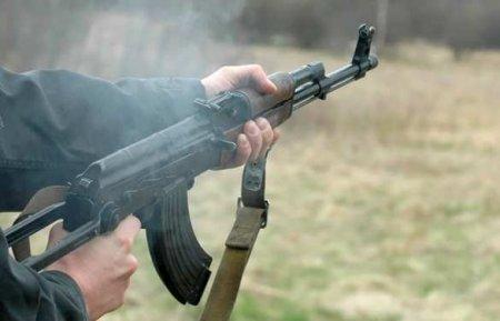 В Киеве детей учили стрелять по Кремлю под чтение книжки Ларисы Ницой (ФОТО)