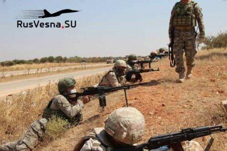 Обострение в Сирии: Военные России и Турции вместе готовятся отражать атаки врага (ФОТО)