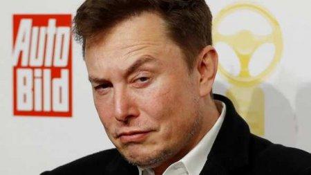 Илон Маск понёс колоссальные убытки ивылетел изпятёрки самых богатых люде ...