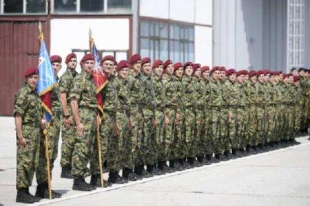 Сербия отказалась от военных учений с Белоруссией и Россией по требованию ЕС