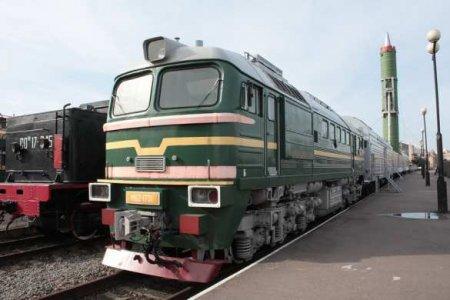 Новый смертоносный поезд ВС РФ приведёт в чувство всех врагов России