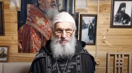 Мятежный схимонах Сергий отлучён от церкви