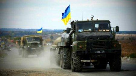 Боевики ВСУ пытаются уничтожить позиции защитников Донбасса при помощи новой тактики (ФОТО, ВИДЕО)