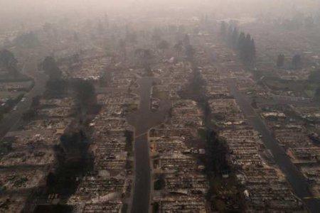 Страшные пожары в США: только в одном штате десятки человек пропали без вести (+ВИДЕО, ФОТО)