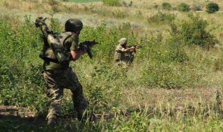 Взрыв на позициях 14-й бригады ВСУ: сводка (ФОТО, ВИДЕО)