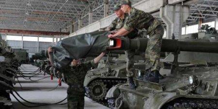Бойцы Армий РФ и Белоруссии показывают мастерство у границы с Польшей (ФОТО)
