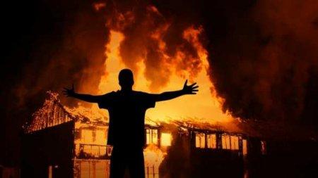ПодКиевом горит военный полигон (ФОТО)