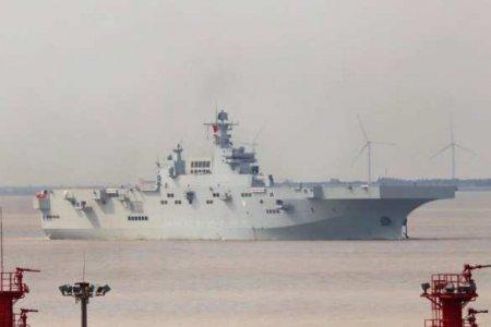 Китайский боевой корабль и уникальная советская военная разработка могут сослужить пользу России (ФОТО)