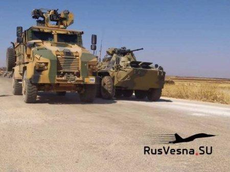 Удары по силам России и Турции в Сирии: военные двух стран обработали бой с чеченскими боевиками (ФОТО, ВИДЕО)