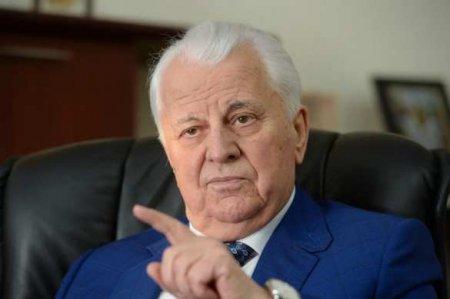 Кравчук поддержал перенос контактной группы по ДонбассуизМинска вВену