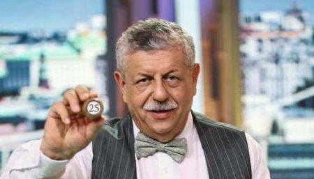 Ведущий «Русского лото», госпитализированный прямо вовремя эфира, мгновенно умер