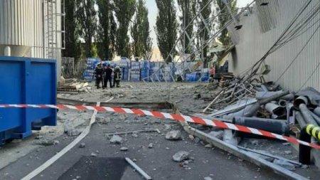 Взрыв в Киеве — подробности (ФОТО)