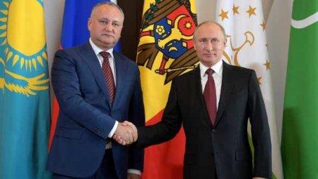 Русский язык вМолдавии имеет особый статус, — Додон (ВИДЕО)