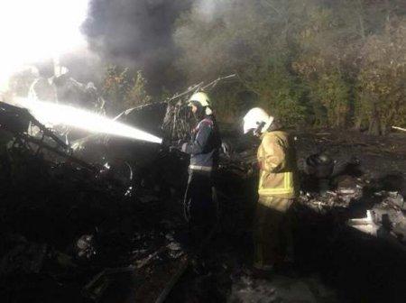 Крушение военного Ан-26 под Харьковом — Украина приходит в себя после трагедии (ФОТО, ВИДЕО)