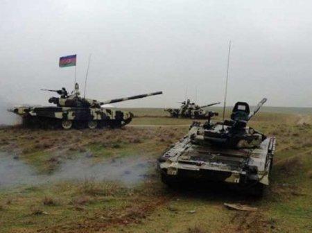 Азербайджан пошёл в наступление по всей линии фронта в Карабахе: новые кадр ...
