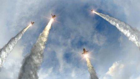 Обстрел Карабаха изТОС: кадры собеих сторон (ВИДЕО)